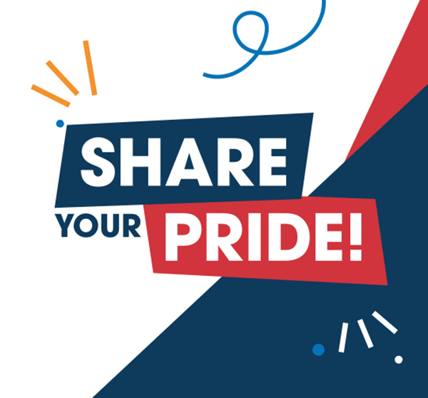 Share Your Pride