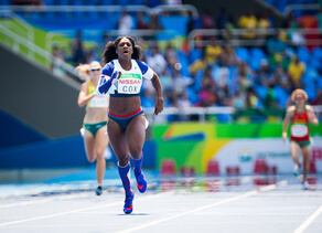 Paralympic Value of determination