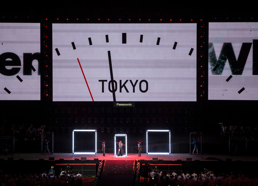 Tokyo and the Games