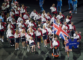 Paralympic champions assembly