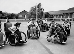 A history of the Paralympic Games