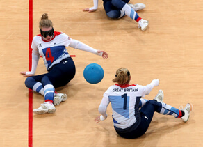 What is goalball?