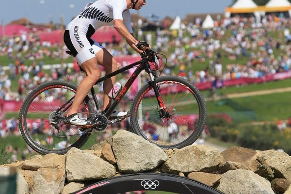 London 2012 Cycling - Mountain Bike