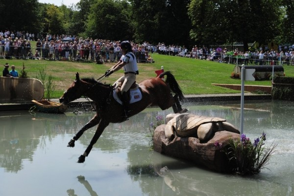 London 2012 Equestrian - Eventing