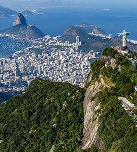 HOST CITIES - RIO 2016