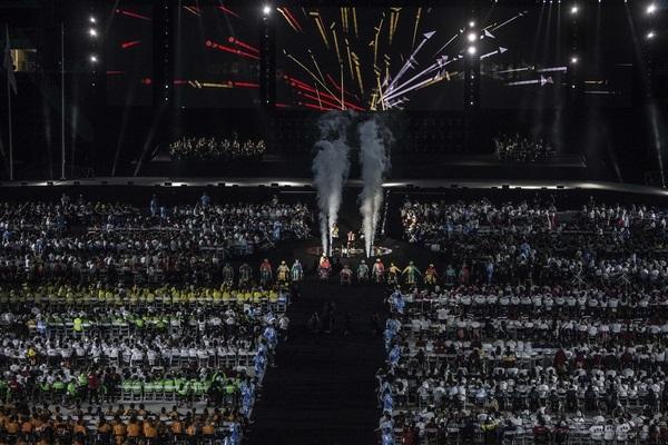 Rio 2016 the Closing Ceremony
