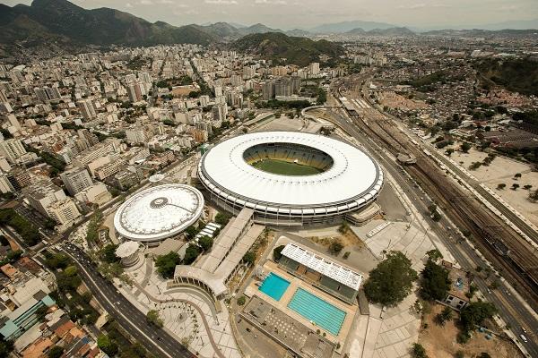 The  Maracanã Stadium
