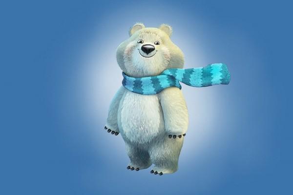 Sochi Mascot Bear