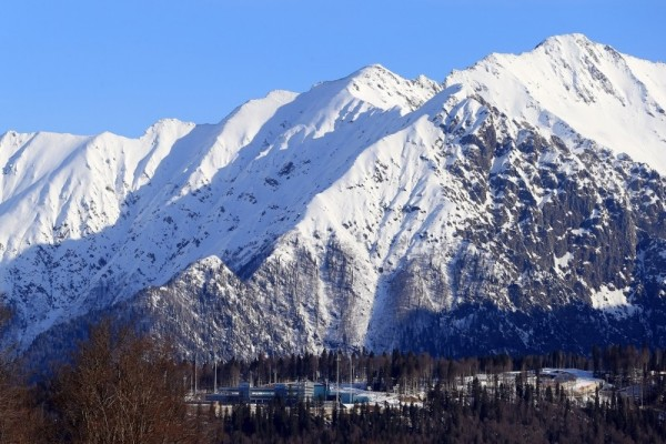 Sochi Mountains