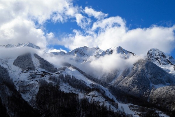 Sochi Mountaints 2