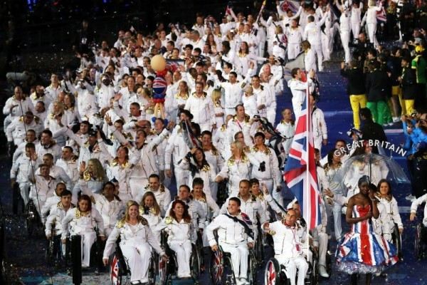 Athletes Parade - Team GB