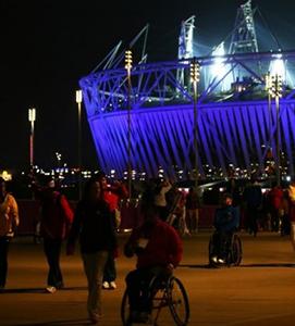 LONDON 2012 - CEREMONIES