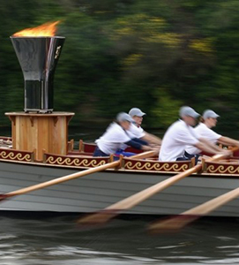 OLYMPIC TORCH RELAYS