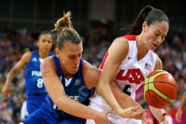 Basketball gold medal game