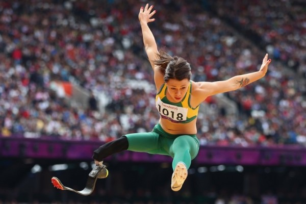 Athletics -Long Jump