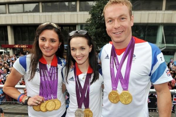 London 2012 Athletes Parade