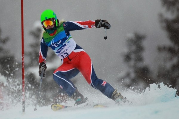 Kelly Gallagher - Slalom