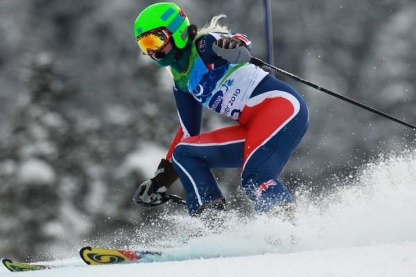 Kelly Gallagher - Slalom 2