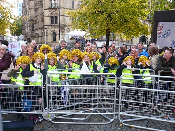 Moorgate at the Parade!