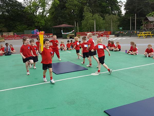 Get Active Get Sporty