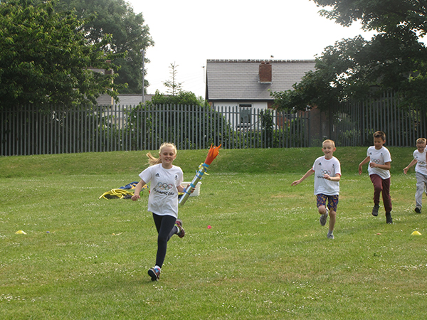 Olympic Sports Day Event