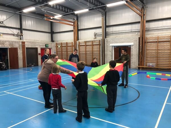 Sports Leaders  Activity session