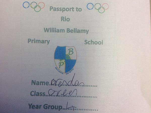 Passport to Rio