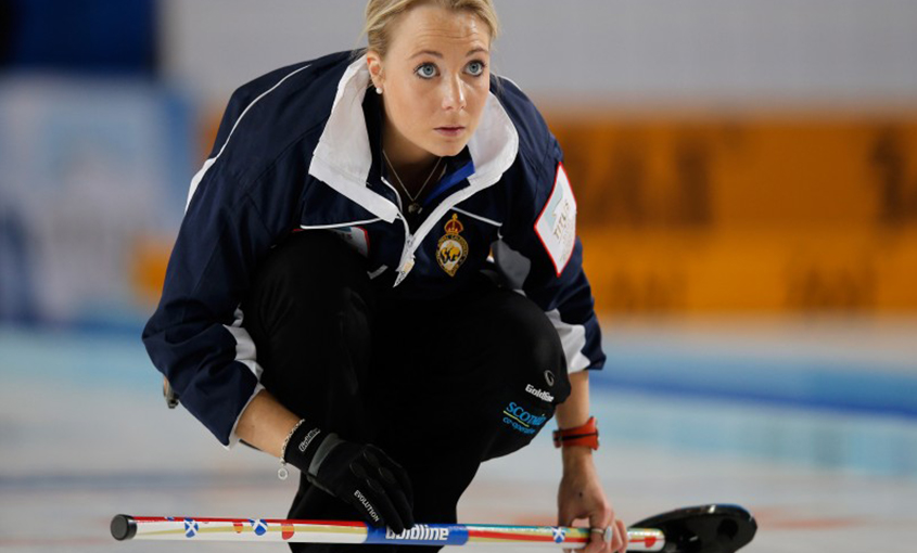 Anna Sloan Curling