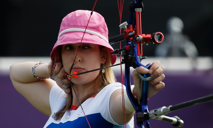 Danielle Brown Archery.
