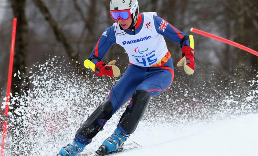 James Whitley - Alpine Skiing