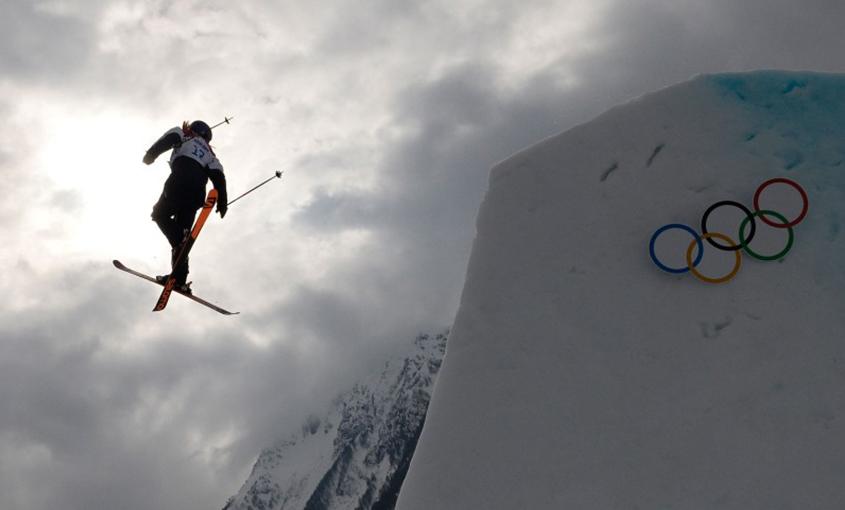 Kate Summerhayes- Freestyle Skiing