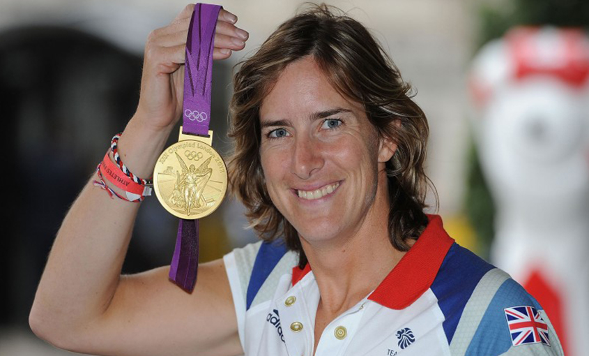Katherine Grainger Rowing