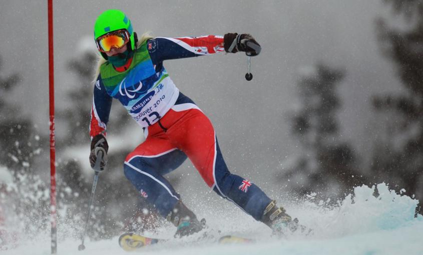 Kelly Gallagher Slalom