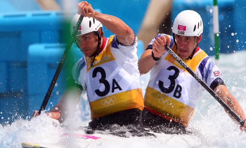 Tim Baillie – Canoeing