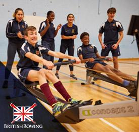 Go Row Indoor Schools