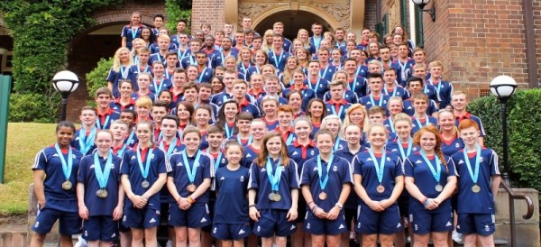 Australian Youth Olympic Festival 2013