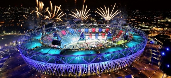 Celebrate London 2012 and inspire a generation!