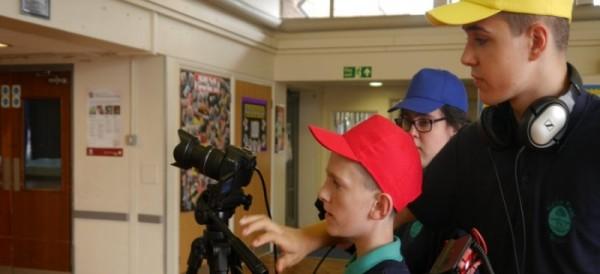 Market Field School win our first film workshop