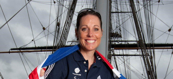 Sailor Helena Lucas is the first British athlete selected for Rio!