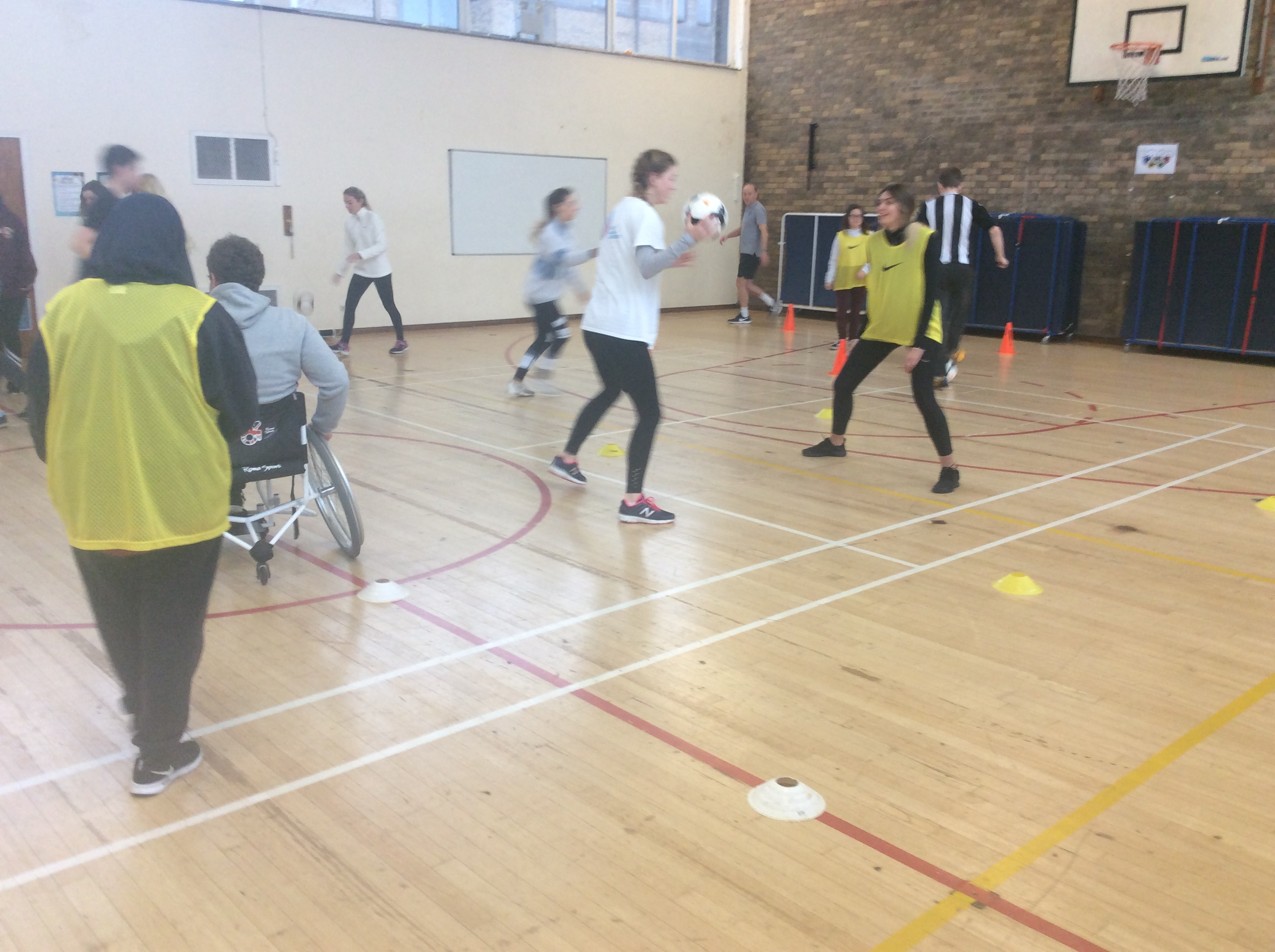 Football inspires trainee teachers