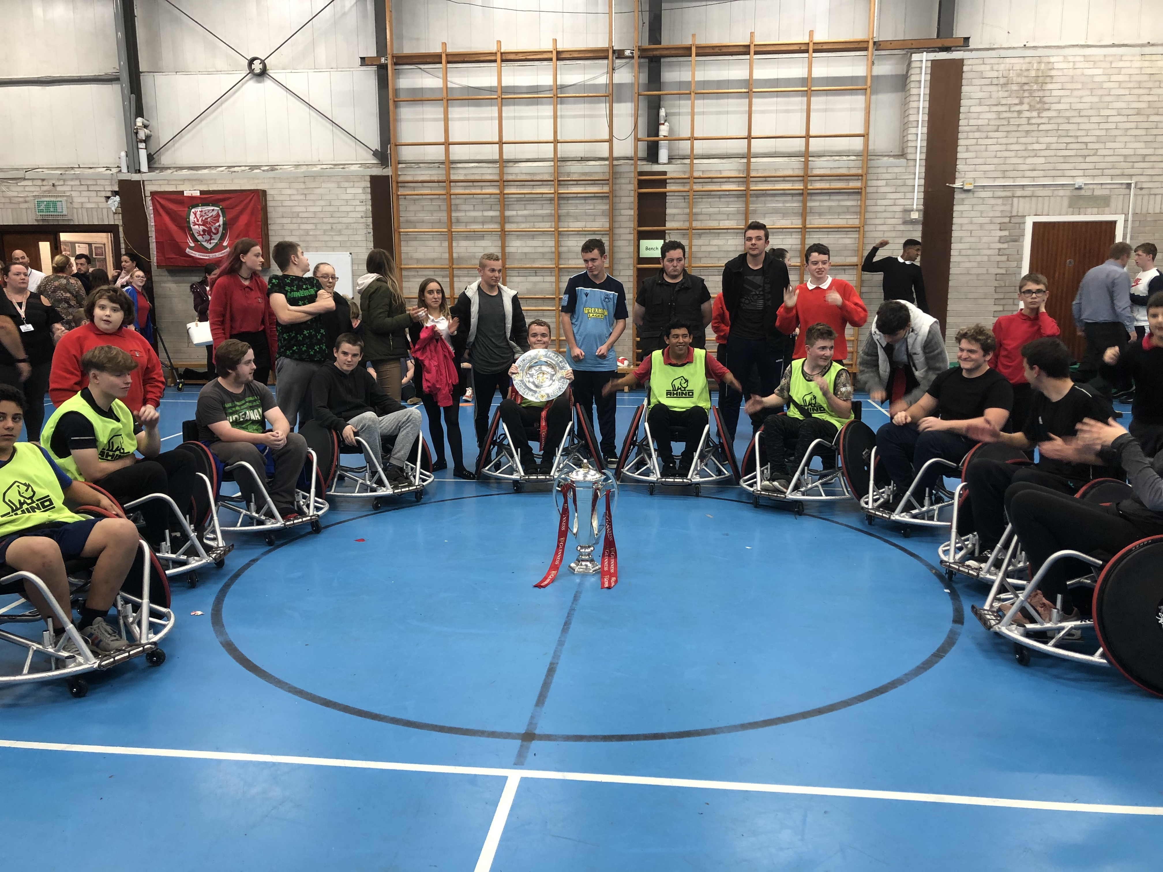 WRU Wheelchair Rugby
