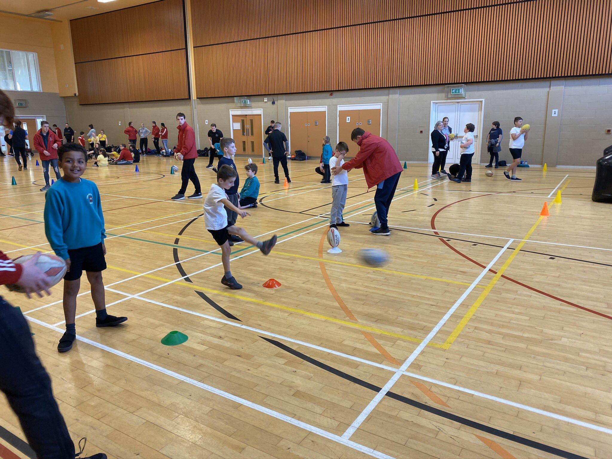 Junior School Rugby Festival