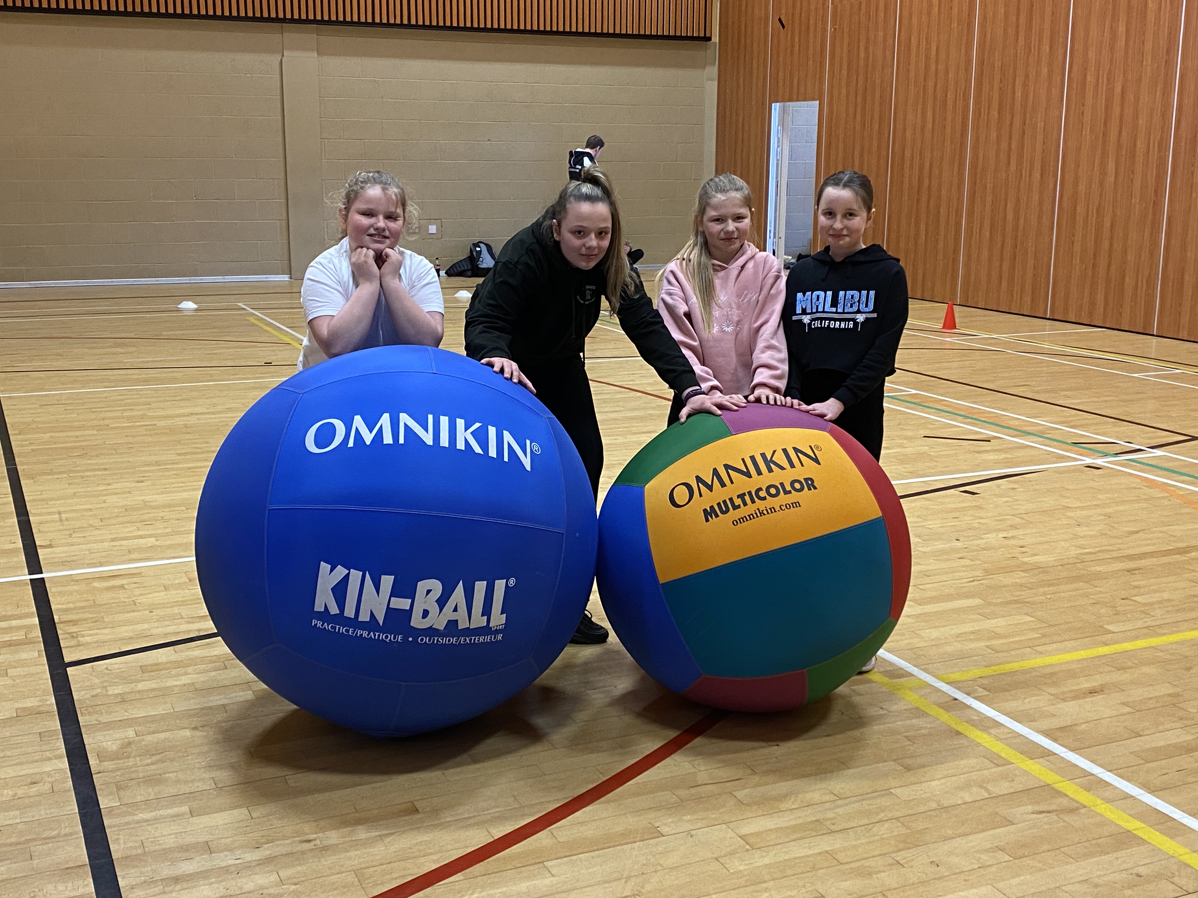 Kinball and Multi Skills Festival