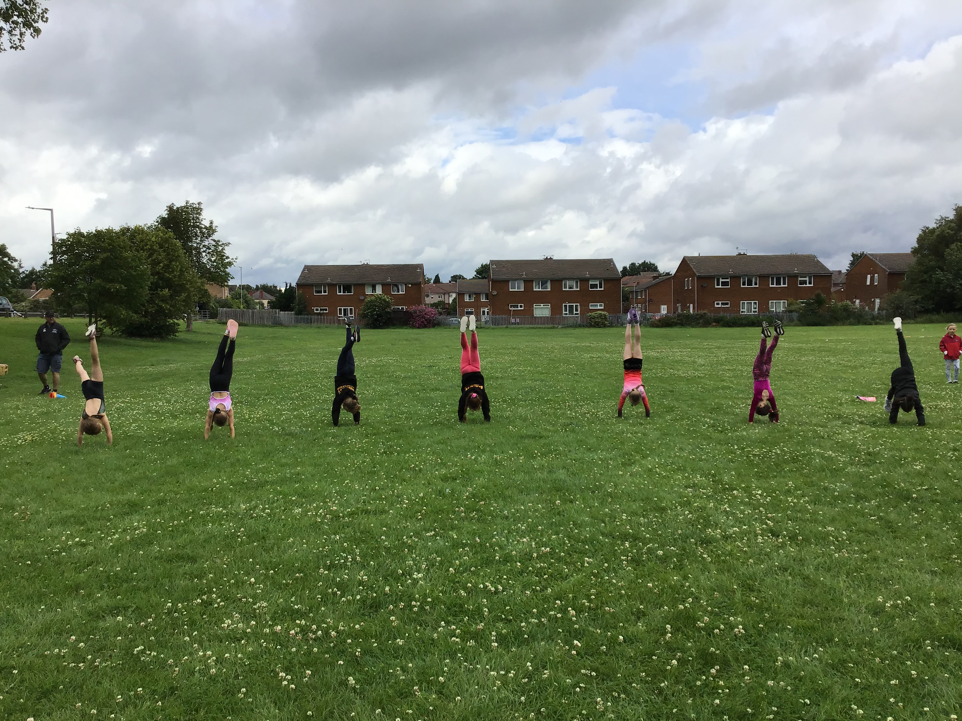 Barnsley Lockdown Gymnastics