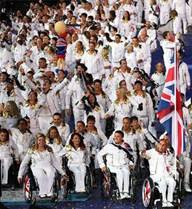 Best of the London 2012 Paralympic Games