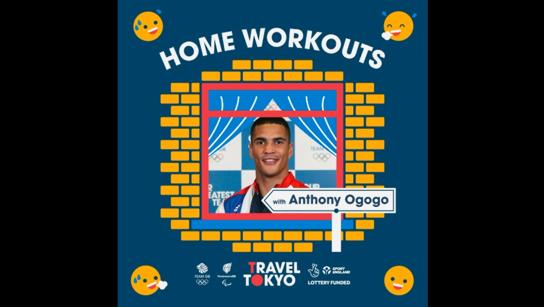 Anthony Ogogo's Home Workout