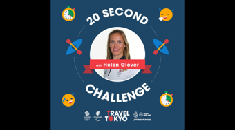 Helen Glover's Challenge