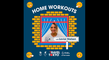 Laviai Nielson Home Workout